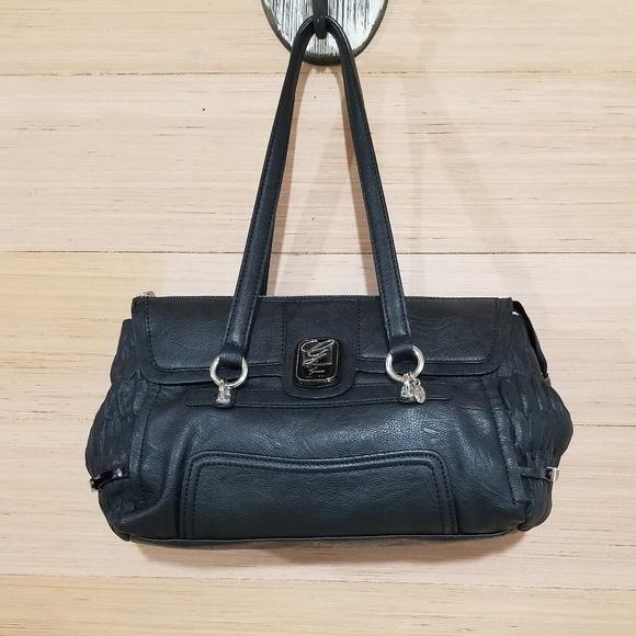 Guess Handbags - Like New Black Guess Bag